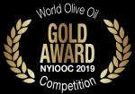 NYIOOC Gold Award