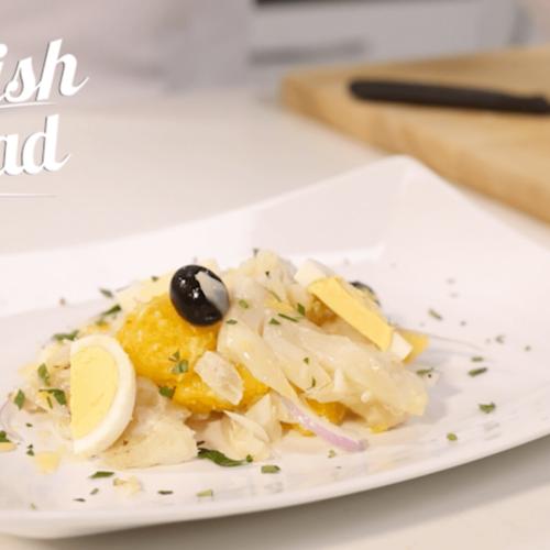 Codfish Salad - Allegro